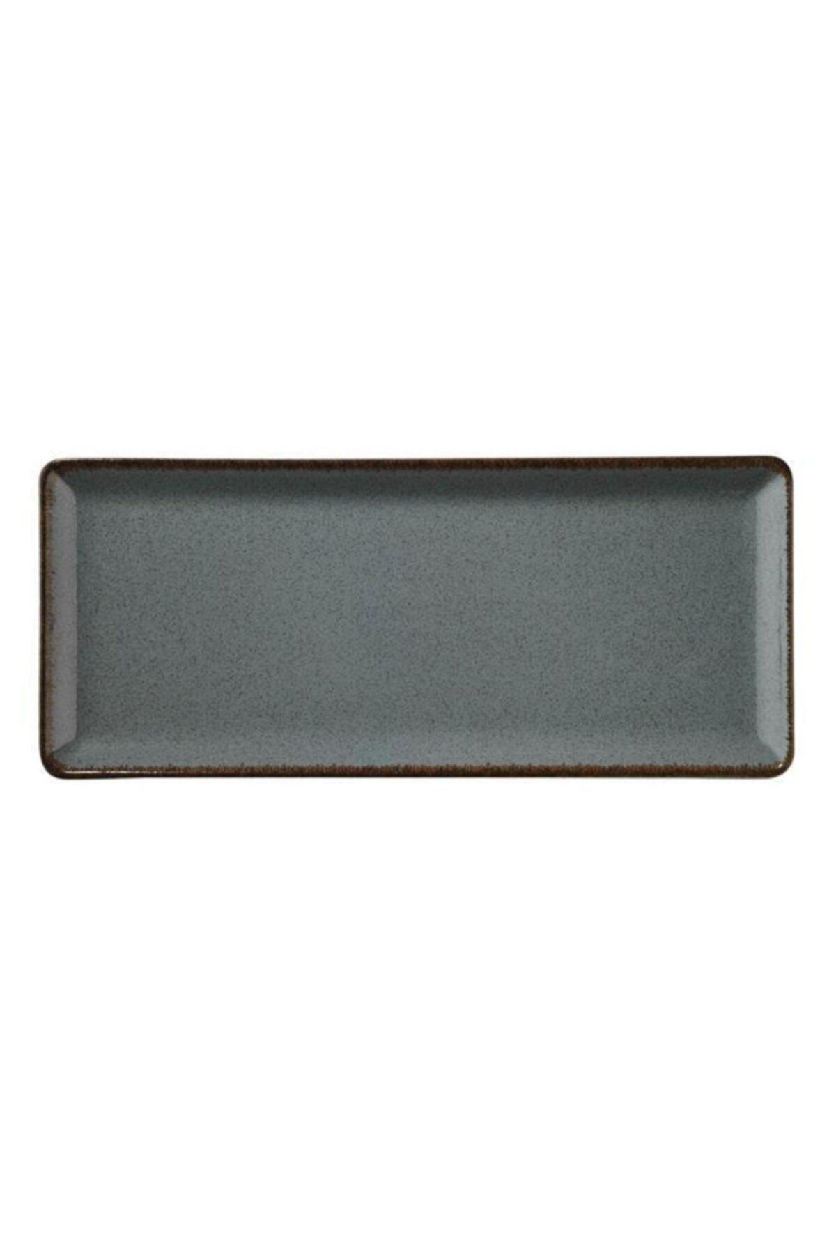 Dikdörten Düz Tabak 35x15 Cm
