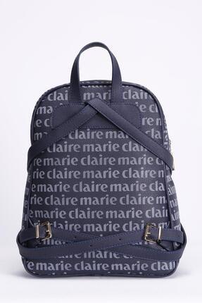 Marie Claire Kadın Lacivert Sırt Çantası Emma Mc212102009 4