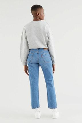 Levi's Kadın 501® Kadın Crop Jean Pantolon-Athens Day To Day 3620001590 3