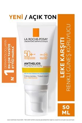 La Roche Posay Anthelios Pigmentation Tinted Light Cream Spf50 50 ml 0