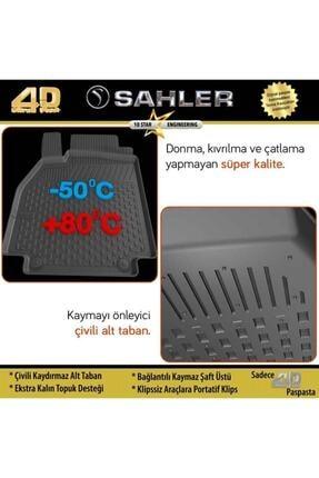 Sahler Vw Passat B8 2014- Sonrası 4.5d Havuzlu Paspas 3