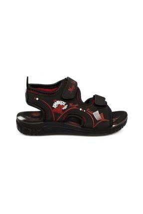 Muya 98298f Çift Cırt Çocuk Sandalet 1