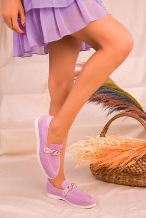 Soho Exclusive Lila Kadın Casual Ayakkabı 16108 1