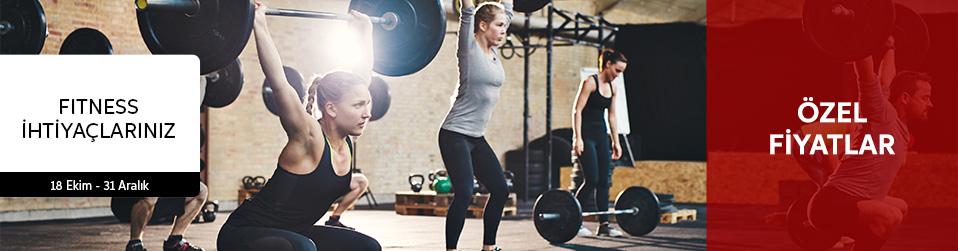 Fitness İhtiyaçlarınız