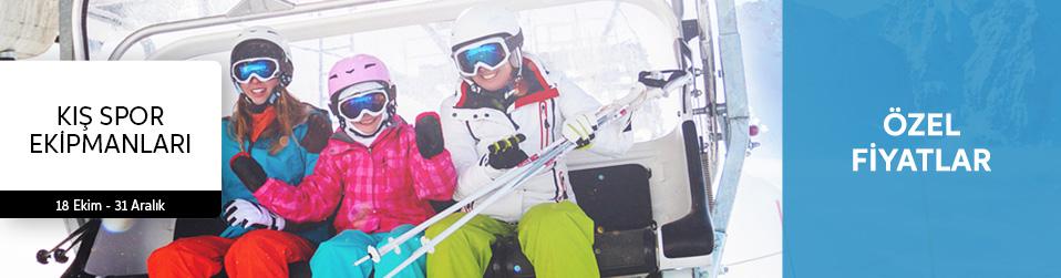 Kış Spor Ekipmanları