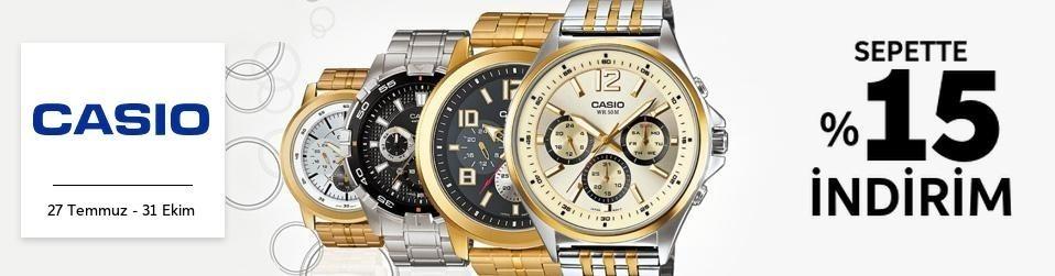 Casio Saat Koleksiyonu   Online Satış, Outlet, Store, İndirim, Online Alışveriş, Online Shop, Online Satış Mağazası