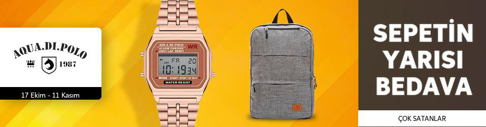 Aqua Di Polo Saat & Güneş Gözlüğü - Sepette %50 İndirim   Online Satış, Outlet, Store, İndirim, Online Alışveriş, Online Shop, Online Satış Mağazası