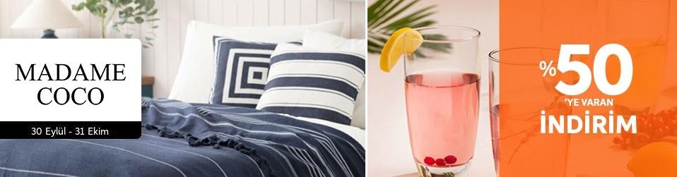 Madame Coco - Sofra & Mutfak & Ev Tekstili   Online Satış, Outlet, Store, İndirim, Online Alışveriş, Online Shop, Online Satış Mağazası