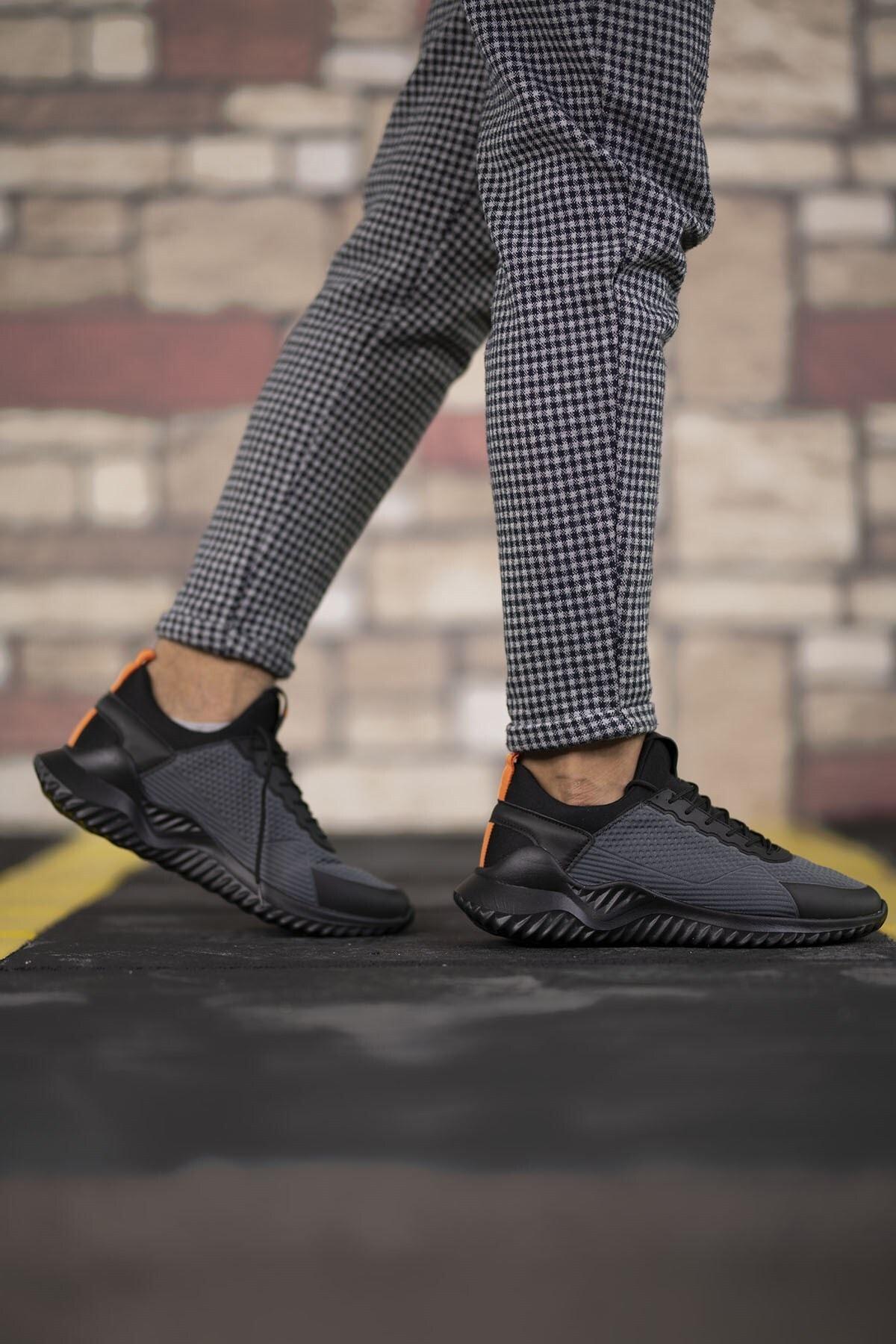 Gri Unisex Sneaker 00122044