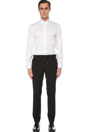 Network Erkek Beyaz Gömlek 1075275 1