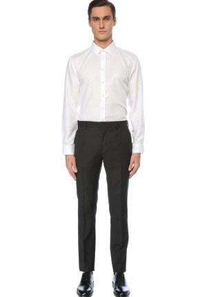 Network Erkek Beyaz Gömlek 1075287 1