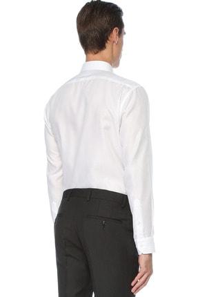 Network Erkek Beyaz Gömlek 1075287 2