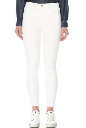 Network Kadın Optik Beyaz Denim Pantolon 1074636 0
