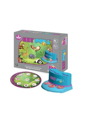Zet Zeka - Plastik Oyunlar Zet Pull (animals, Hayvanlar) Zeka Ve Işitsel Algı Oyunu 3 Yaş Ve Üzeri 0