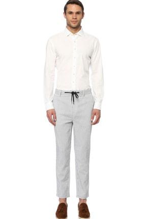 Network Erkek Beyaz Gömlek 1074028 1