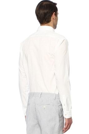 Network Erkek Beyaz Gömlek 1074028 2