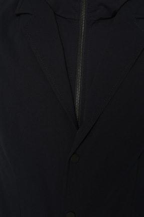 Network Erkek Lacivert Coat Ceket 1073544 3