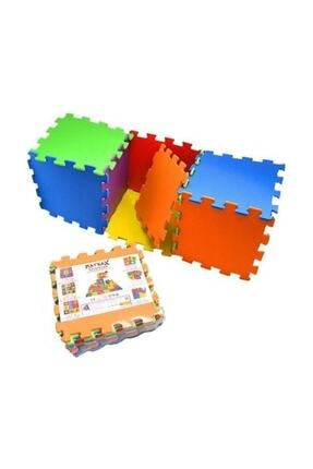 Diger Karakterler Çocuk Oyun Karosu - Eva Puzzle Yer Matı - Renkli / 1