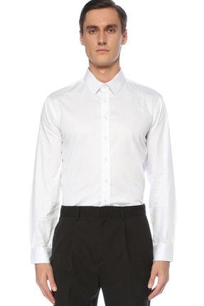 Network Erkek Beyaz Gömlek 1078091 0