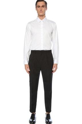 Network Erkek Beyaz Gömlek 1078091 1