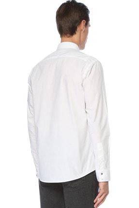 Network Erkek Beyaz Gömlek 1076256 2