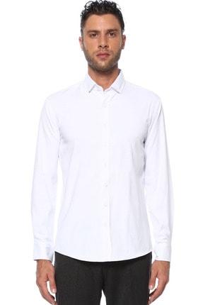 Network Erkek Beyaz Gömlek 1077283 0