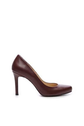 Kemal Tanca Kadın Vegan Stiletto Ayakkabı 22 2069 0