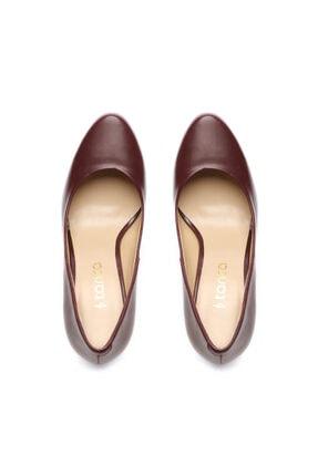 Kemal Tanca Kadın Vegan Stiletto Ayakkabı 22 2069 4