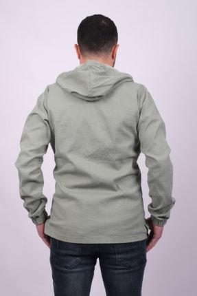 GAMBA Erkek Yeşil Sweatshirt 1