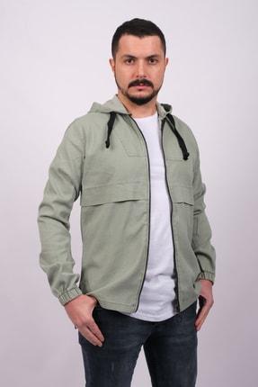 GAMBA Erkek Yeşil Sweatshirt 2