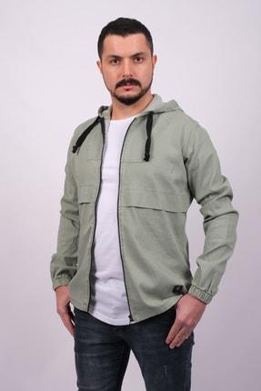 GAMBA Erkek Yeşil Sweatshirt 3