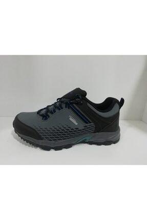 Erkek Gri Su Geçirmez Outdoor Ayakkabı SDFLUMFLAKE