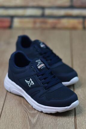 XStep Unisex Lacivert Spor Ayakkabı 1