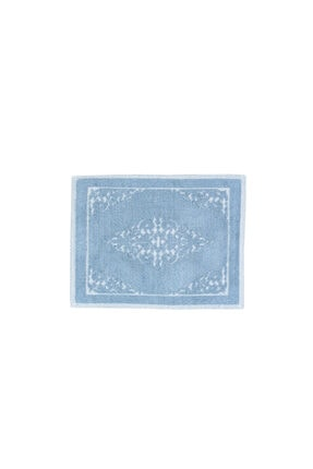 Karaca Home Milly Mavi 2li Paspas Set 3