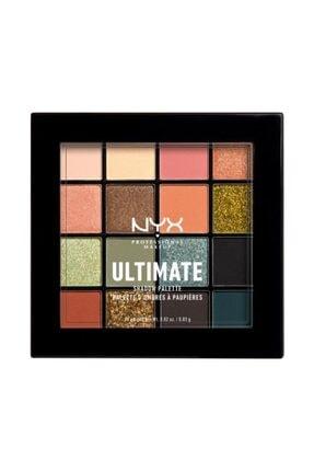 NYX Professional Makeup Utopia Ultimate Far Paleti 800897207779 0