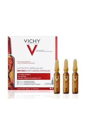Vichy Liftactiv Peptit-c Ampul 10 X 1.8 Ml 0