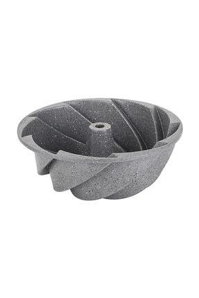 Tantitoni Gri Rüzgargülü Granit Döküm Kek Kalıbı 0