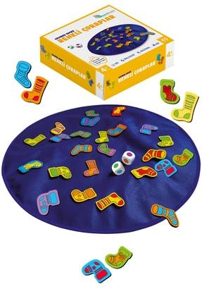 Smart Koala Renkli Çoraplar Kutu Oyunu 2