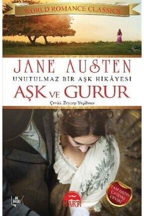 Martı Yayınları Aşk ve Gurur Jane Austen 0