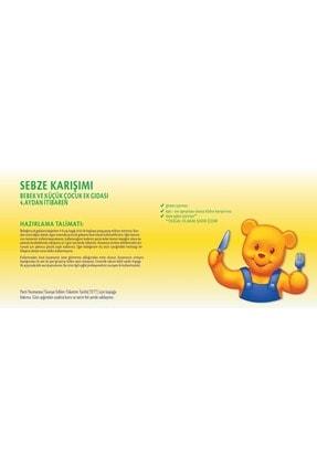 Bebivita Kavanoz Maması Karma Koli 12 Li Set (sebze Karışımı- Elma Püresi) 2