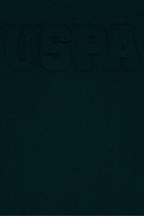 US Polo Assn Yesil Erkek Çocuk Sweatshirt 2