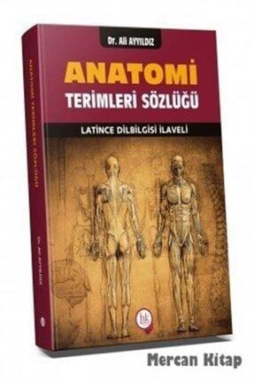 Hipokrat Kitabevi Anatomi Terimleri Sözlüğü 0