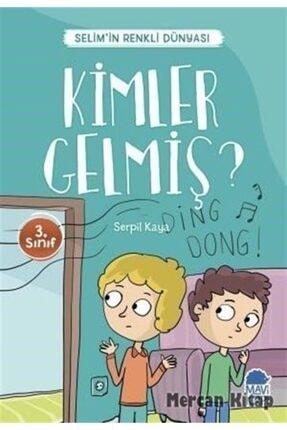 Mavi Kirpi Kimler Gelmiş? - Selim'in Renkli Dünyası / 3. Sınıf Okuma Kitabı 0