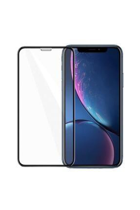 ucuzmi Iphone 11 Tam Kaplayan Ekran Koruyucu - 5d Darbe Emici Temperli Kırılmaz Cam - Siyah 3