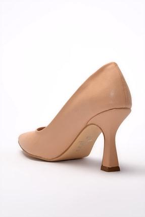 Yaya by Hotiç Nude Kadın Klasik Topuklu Ayakkabı 01AYY197680A330 1
