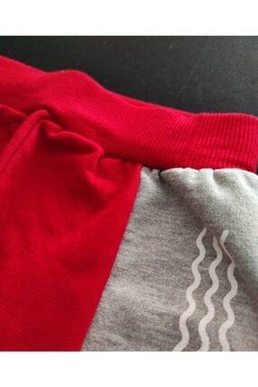 BABYİBO 3 Adet Kışlık Çoçuk Pijama Eşofman Bebek Alt Giyim 4