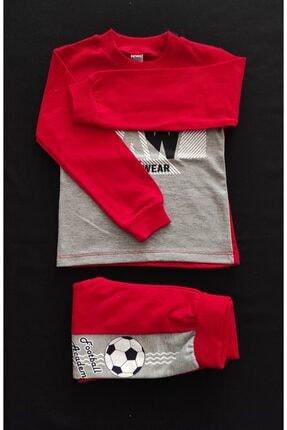 BABYİBO Çoçuk Pijama Takımı Eşofman Takımı 0