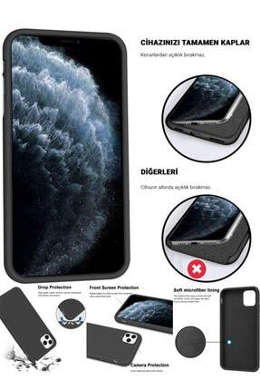 Zengin Çarşım Apple Iphone 7 Plus - 8 Plus Içi Kadife Lansman Silikon Kılıf Mavi 1