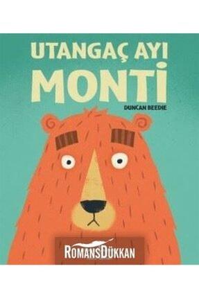 İş Bankası Kültür Yayınları Utangaç Ayı Monti 0