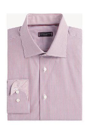Tommy Hilfiger Erkek Renkli Gömlek Check Classıc  Shırt TT0TT04773 1